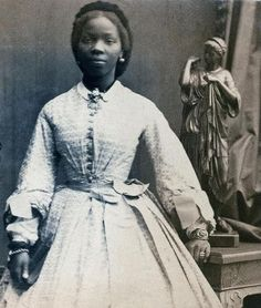 HISTORY: Sarah Forbes Bonetta - The African Princess in Brighton > AFRO-EUROPE - NEO•GRIOT