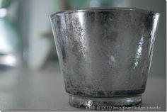 DIY mercury glass - easy and fun to create :-)
