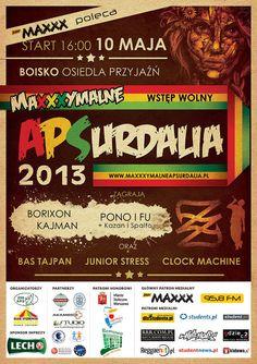Maxxxymalne APSurdalia | Juwenalia Warszawskie 2013 - Pod patronatem Gdzieco.pl