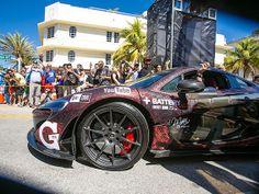 The Gumball 3000 Rally