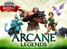 Spacetime Studios Conjures Magic with Arcane Legends Pocket Legends, Dark Legends, The Conjuring, Avatar, Fun House, Studios, Movie Posters, Gaming, Success