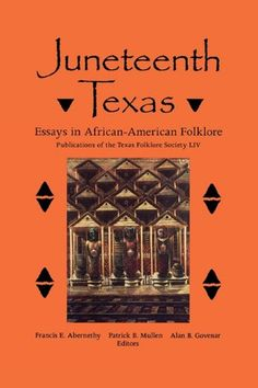 Juneteenth Texas explores African-American folkways and traditions from both African-American and white perspectives. Included are descriptions and classifications of different aspects of African-American folk culture in Texas; explorations of songs and stories and specific performers.