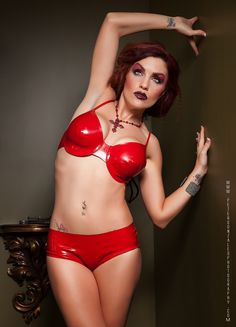 knickers | Dawnamatrix Latex Clothing