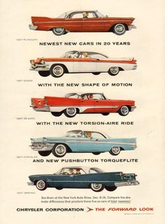 Chrysler 1956