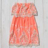 Poppy Lace Dress: Alternate View #1