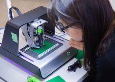 Laptop-sized circuit-board printer wins 2015 Dyson Award.