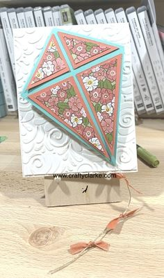 We Rise by Lifting others... - Cindi Clarke, Stampin' Up! Demonstrator - CraftyClarke.com Above The Clouds, Some Cards, Paper Pumpkin, Kite, Swirls, I Card, Stampin Up, Card Ideas, Card Making