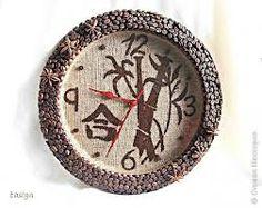 часы из кофейных зерен своими руками - Google-Suche