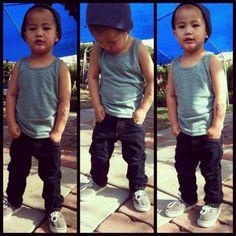 Funny: Fashionable kids