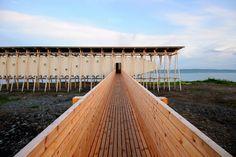 Steilneset Memorial. Peter Zumthor|Espacios en madera