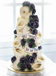 1000 Images About Skull Goth On Pinterest Skull Cakes