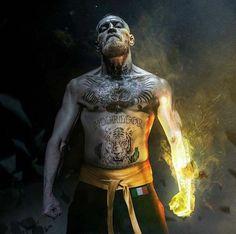 Connor McGregor As Iron-Fist
