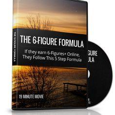 If they earn  6-Figures+ Online, They Follow This 5 Step Formula http://BelcherT.sixfigurebizbuilder.com/
