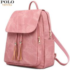 Women Backpack Youth Leather Backpacks For Teenage Girls Female School Shoulder . Women Backpack Youth Leather Backpacks For Teenage Girls Female School Shoulder Bag Mochila T Cute Mini Backpacks, Stylish Backpacks, Girl Backpacks, Leather Backpacks, Cute Backpacks For Women, School Backpacks, Fashion Bags, Fashion Backpack, Travel Fashion