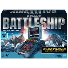 Deluxe Battleship Movie Edition