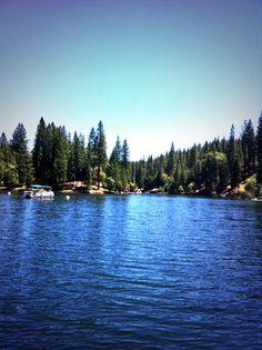 Many memories at that lake. So many.