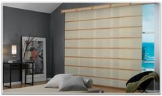 Plantation shutters are a popular window treatment - I know. Interior Decorating, Interior, Windows, Window Shades, Home Decor, Large Window Coverings, Window Coverings, Blinds, Shutters