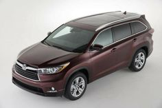 The 2016 Toyota Highlander isn't all that exciting to look at or to drive, but it's very versatile and handsome enough to be a great minivan alternative. Find out why the 2016 Toyota Highlander is rated by The Car Connection experts. Toyota Highlander Hybrid, 2015 Highlander, Toyota Girl, Suv 4x4, Toyota Dealers, Suv Cars, Auto News, Trd, Twin Turbo