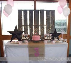 Izzy has been all about horses this past year, so when it came time to come up with a theme for this years' birthday party, I knew a cowgir...