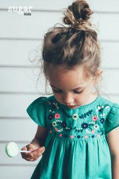Iris from Sugar Kids for Zara. #KidsFashionZara