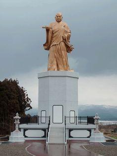 佐渡日蓮聖人大銅像