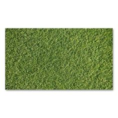 Green grass two sided Business Card. Make your own business card with this great design. All you need is to add your info to this template. Click the image to try it out!