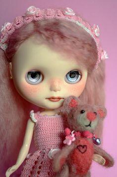 """Pink Bear"" Girl   Flickr: partage de photos!"