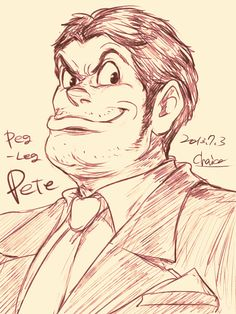 Pete by *chacckco on deviantART