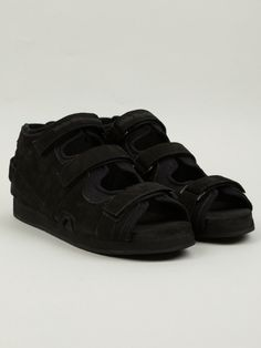 Summer of sandals 2013? White Mountaineering.