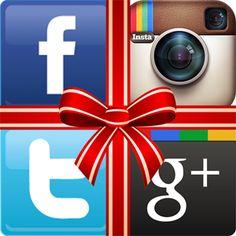 Out of the office for the holidays? How to stay plugged into social media