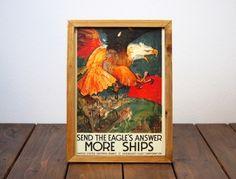 WW1ポスター