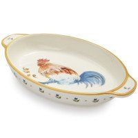 Jacques Pépin Collection Chickens Platter | Sur La Table