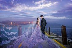 主題婚紗攝影 - 明湖雅境 Tiffany 行旅