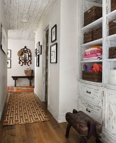 Clever Hallway Storage Ideas DigsDigs Home And Garden - 63 clever hallway storage ideas