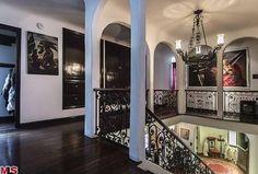 Peek Inside the Wild $2.5 Million Mansion Kat Von D Is Selling   omg! - Yahoo! omg!