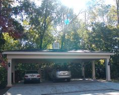 photos of homes with detached carports - Google Search