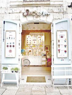 Uk Ice Cream Parlour Google Search The Shop