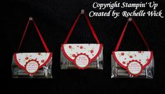 """Impressions: """"Clear Envelope Candy Purse"""""""