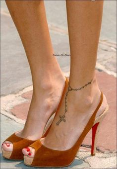 Nicole Richie  I've always wanted this tattoo. Think this will be my next one