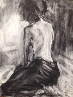 Houtskool Drawings, Artist, Painting, Figurative, Artists, Painting Art, Sketches, Paintings, Drawing