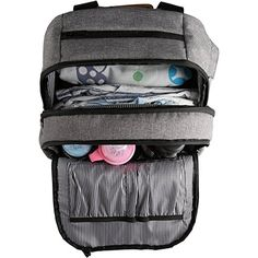 Ferlin Multi-function Baby Diaper Nappy Bags Backpack with Changing Pad Fashi. Best Backpack Diaper Bag, Fashionable Diaper Bags, Large Women, Cool Backpacks, Changing Pad, Laptop Bag, Baby Shower Gifts, Great Gifts, Nappy Bags
