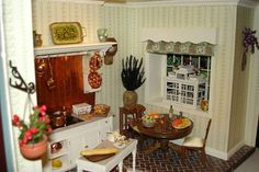 Love the copper!!! Connie Sauve - Miniature Show Photos