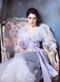 """4shotsofvodka: """" Lady Agnew of Lochnaw, 1892-1893 by John Singer Sargent (American, 1856-1925) """""""