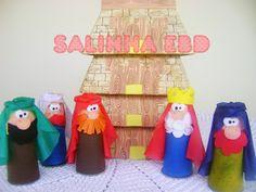 Salinha EBD: A Torre de Babel