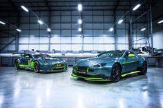 Aston Martin - Say Hello To The Ridiculously Extreme Aston Martin Vantage GT8 - General