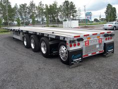 Ocean Trailer sells Utility Wilson Super B Trailer, Fontaine Double Drop, CMIC Chassis and Raja trailers. Trailers For Sale, Commercial