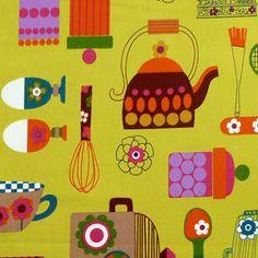 textile vintage kitchen - Google 検索