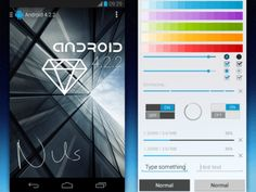 Android 4.2.2 - Free sketch resource for download #sketchhint #sketch #resource #app #freebie #free