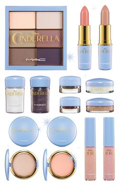 MAC CINDERELLA LINE!!!!!! How come i didn't know about this until now!!!