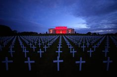 8 Stunning Memorials for ANZAC Day 2015 - Auckland War Memorial Museum - ANZAC 100 Years
